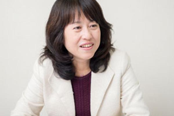 代表取締役 上田理恵子